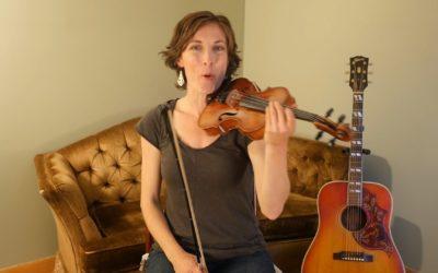 Liza Jane: Shuffle Variation and Ending