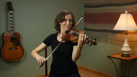 Note Names on the Fiddle