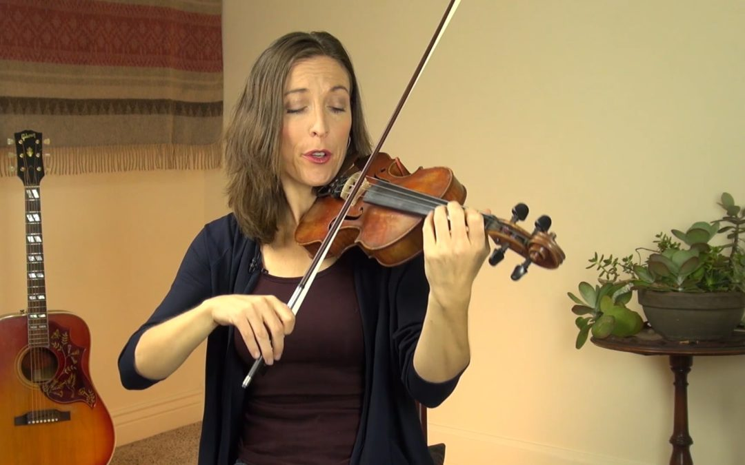 Me and My Fiddle: B Part – Sections 3 & 4