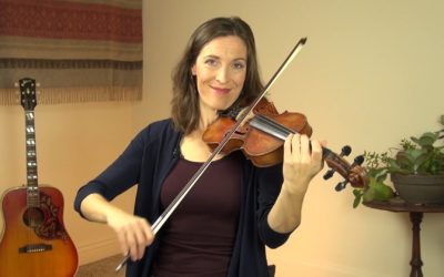 Me and My Fiddle: A Part – Section 2
