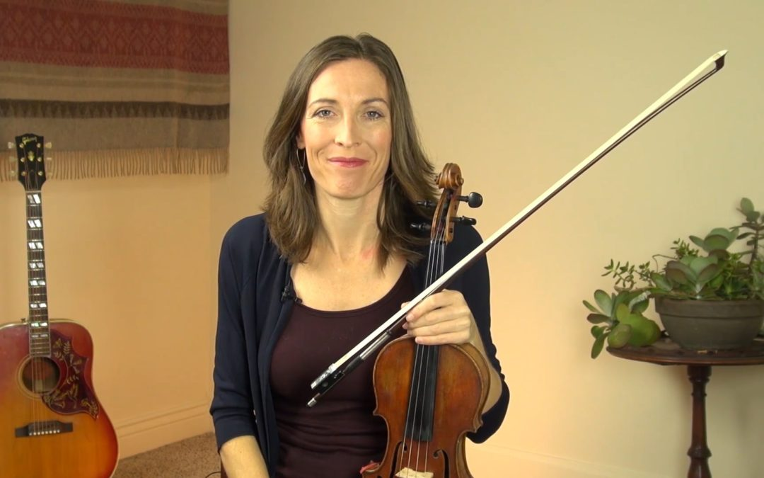 Me and My Fiddle: A Part – Sections 3 & 4