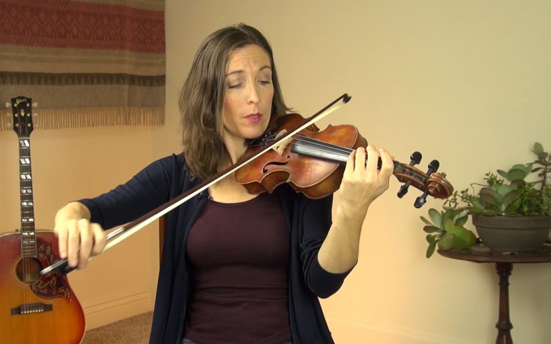 Me and My Fiddle: B Part – Section 1