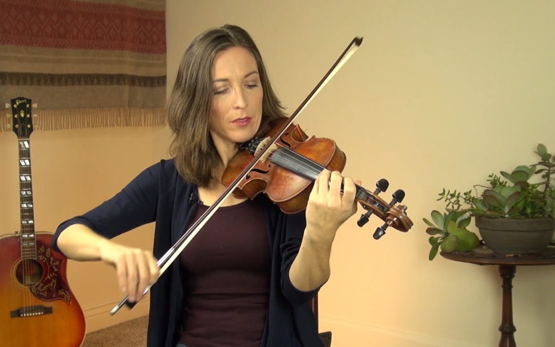 Me and My Fiddle: B Part – Section 2