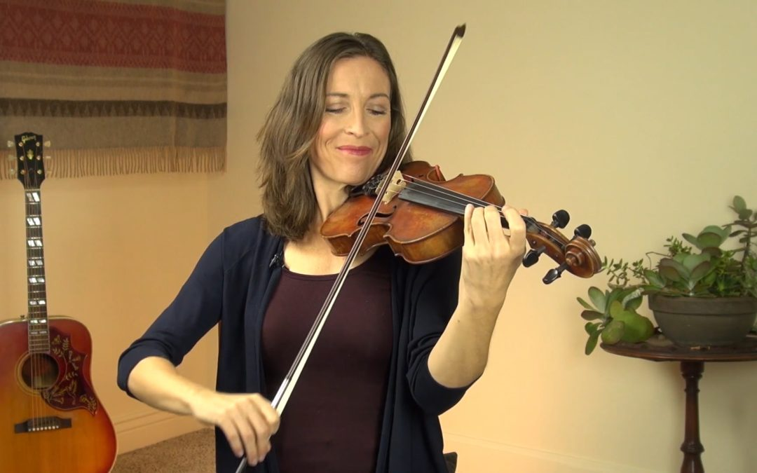 Me and My Fiddle: B Variation – Section 1