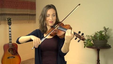 Me and My Fiddle: B Variation – Section 2