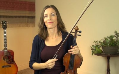 Me and My Fiddle: B Variation – Sections 3 & 4