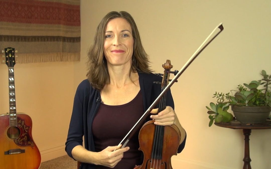 Me and My Fiddle: Whole B Variation & Last A Part