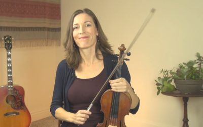 Me and My Fiddle: B Variation & Last A Part