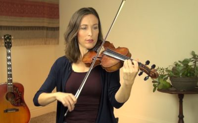 Me and My Fiddle: 2nd A Part – Ending