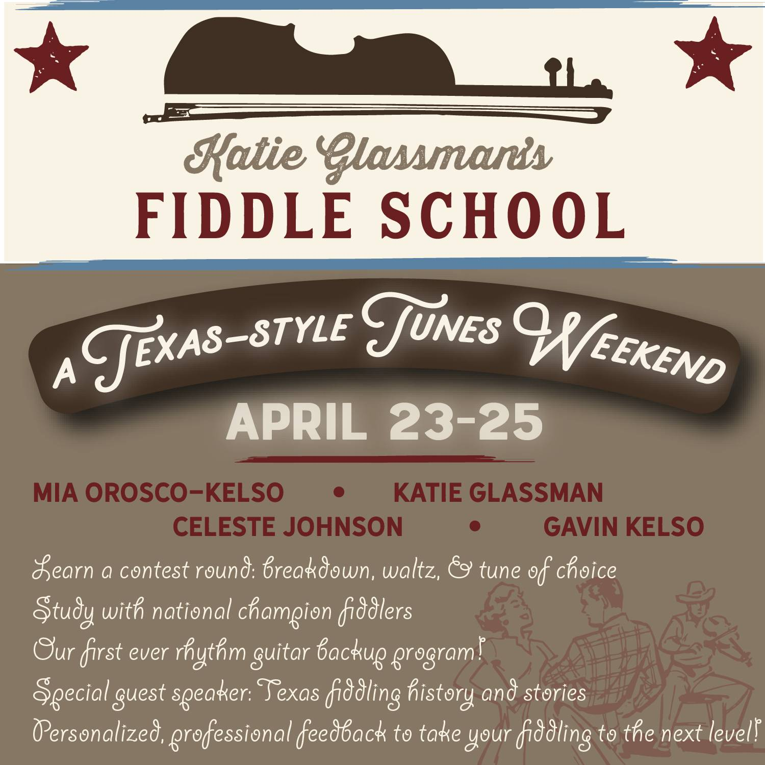 Session 2, Part III new release. Lessons 19, 20, 21. Intermediate Fiddle Lessons