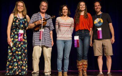 The Rare Magic of Fiddle Contests